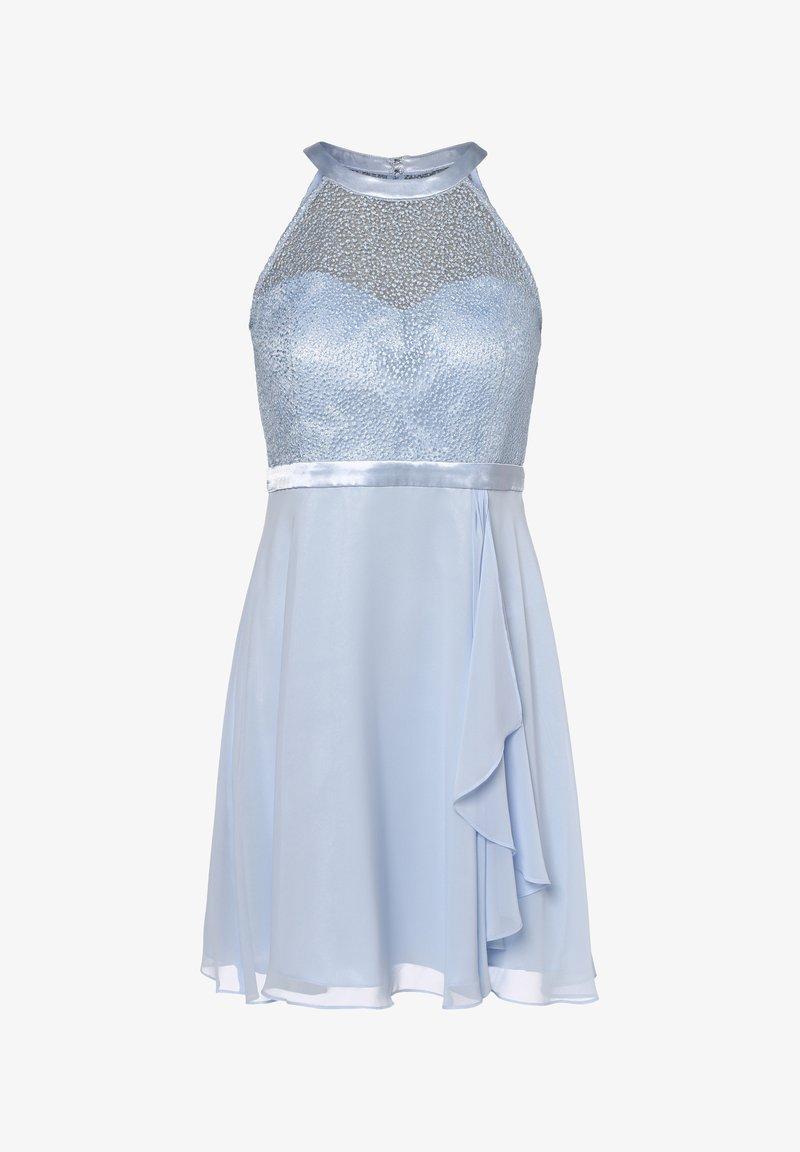 Cocktailkleid/festliches Kleid - hellblau