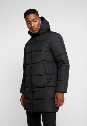 JORKNIGHT LONG PUFFER JACKET - Winter coat - black