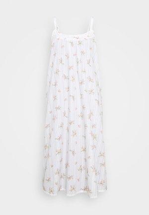 NIGHTDRESS DITSY - Noční košile - white