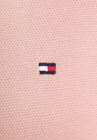 Tommy Hilfiger - OVERSIZED ZIP THROUGH HOODIE - Zip-up sweatshirt - soothing pink - 2