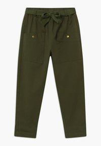 Soft Gallery - GABY - Kalhoty - ivy green - 0