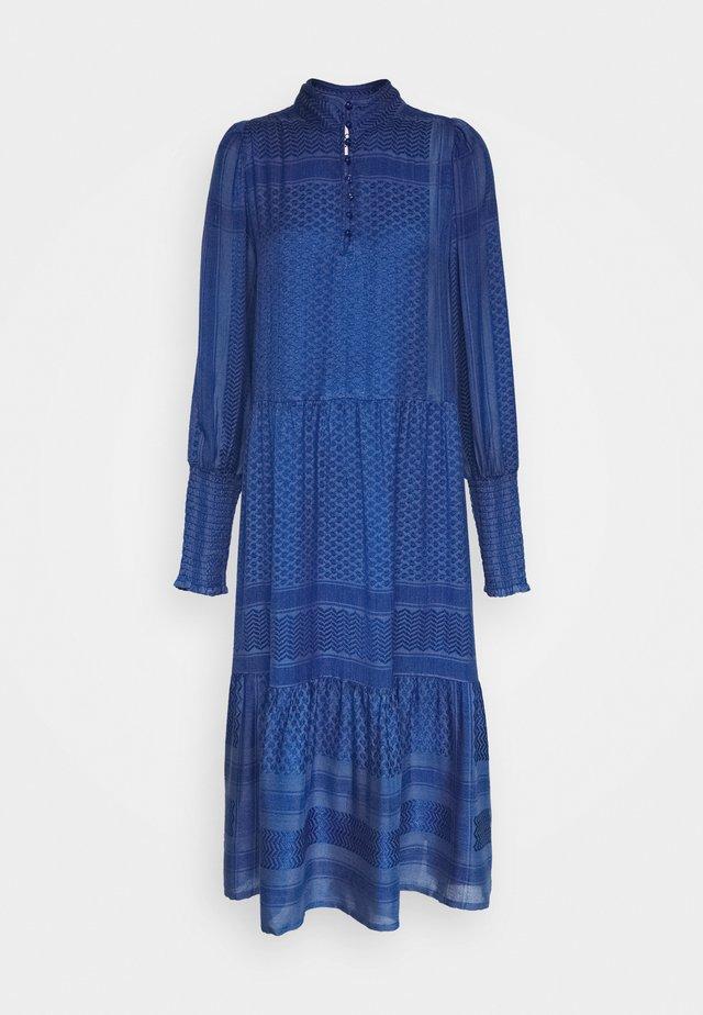 ELLY - Robe longue - blue