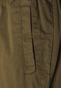 Folk - DRAWCORD TROUSERS - Pantalon classique - khaki - 2