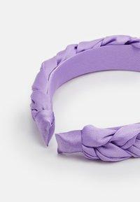 ONLY - ONLALBA BRAIDED HAIRBAND 2 PACK - Příslušenství kvlasovému stylingu - orchid bloom/night sky - 1