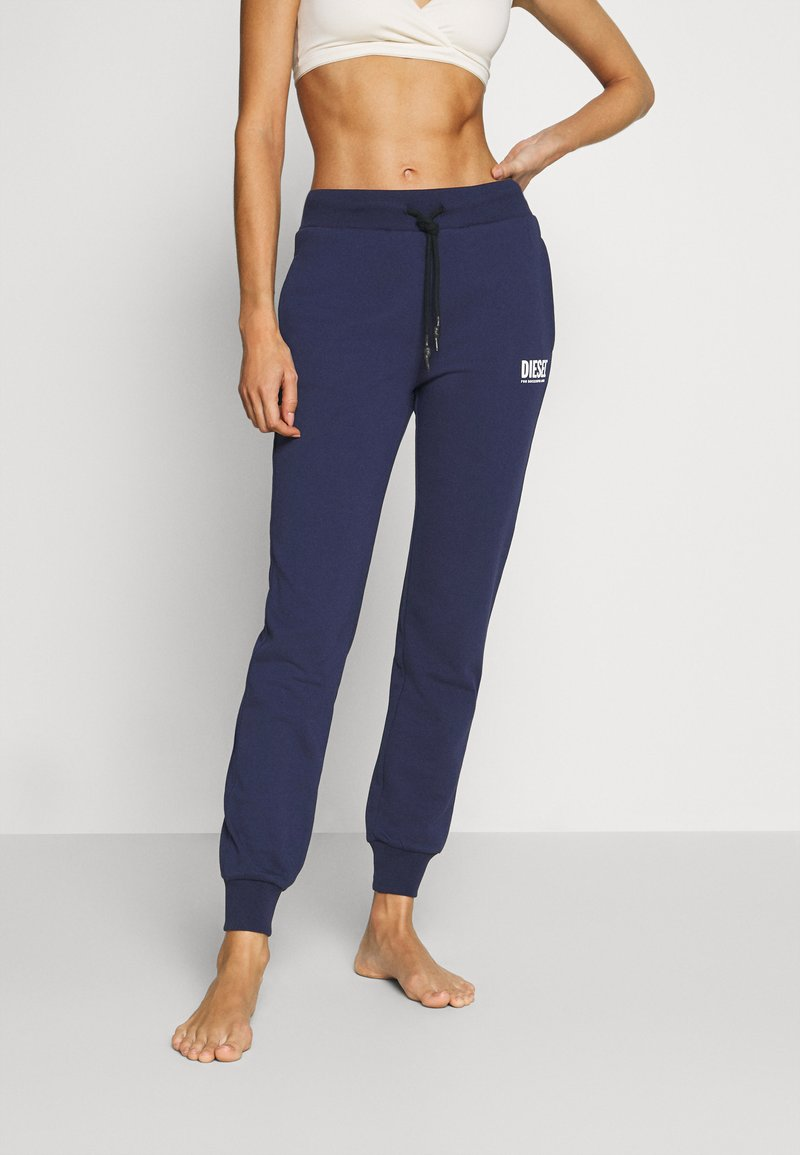 Diesel - VICTADIA TROUSERS - Pyjama bottoms - blue