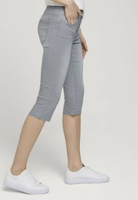 TOM TAILOR - ALEXA  - Jeans Skinny Fit - clean light stone grey denim - 3