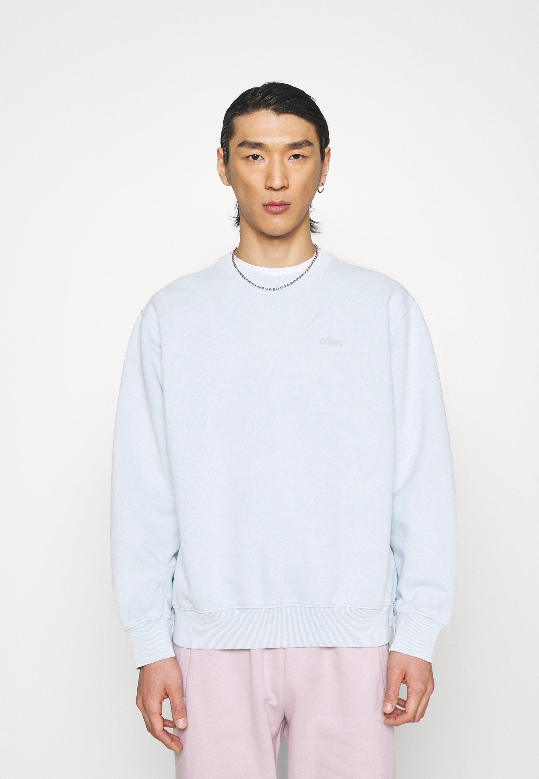 Men HEAT SENSITIVE CREWNECK - Sweatshirt