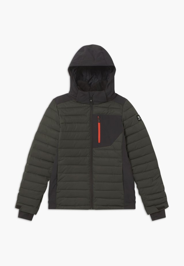 TRYSAIL BOYS - Snowboard jacket - pine grey