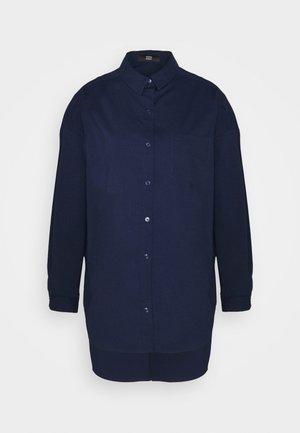 NADJA BLOUSE - Košile - navy blue