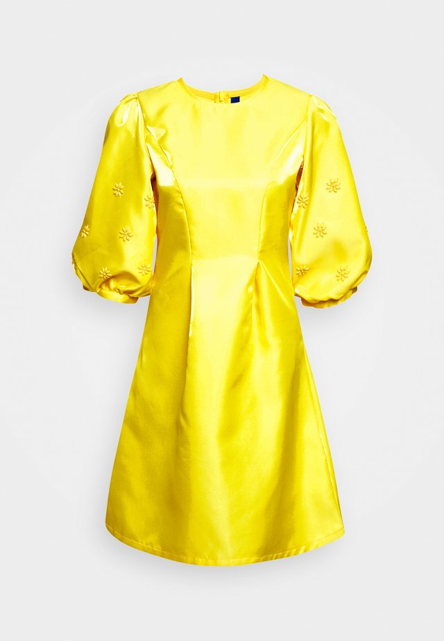 ABIGAIL DRESS - Day dress - yellow