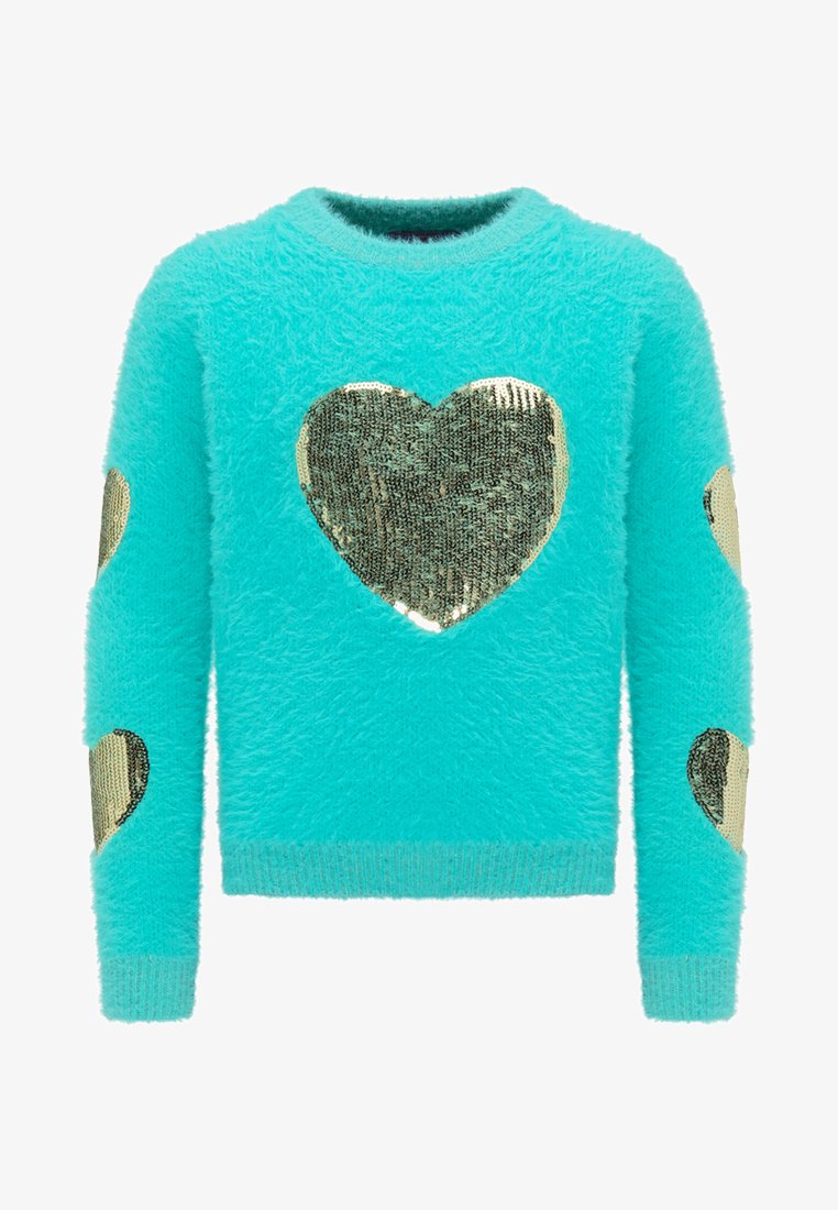 myMo KIDS - Jumper - turquoise