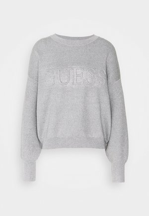 TARA - Jumper - grey melange