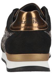 Living Kitzbühel - Sneakers laag - schwarz  weiß  gold - 2