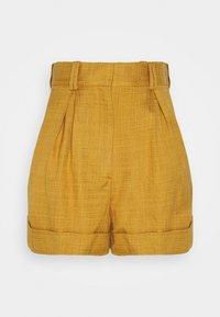 sandro - AARON - Shorts - ocre - 0