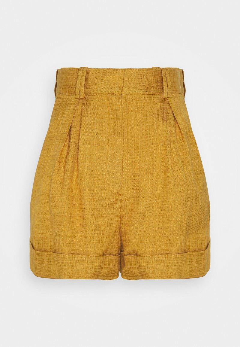 sandro - AARON - Shorts - ocre