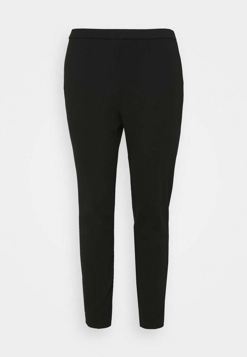 Forever New Curve - SANDRA PULL ON PANT - Trousers - black