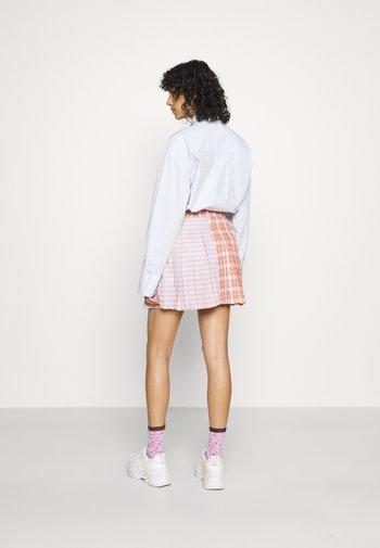 SEEKER SKIRT - Minijupe - pink