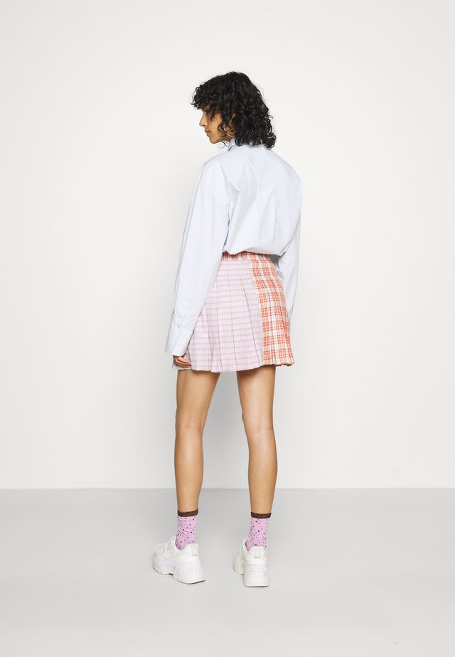 SEEKER SKIRT - Minirok - pink