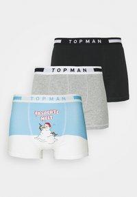 Topman - XMAS MELT 3 PACK - Pants - multi - 4