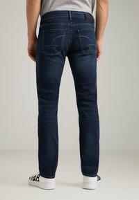Baldessarini - Straight leg jeans - blue buffies - 2