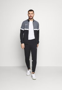 Nike Performance - SUIT - Tuta - black/white - 1