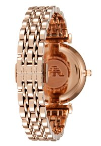 Emporio Armani - Watch - rose gold-coloured - 2