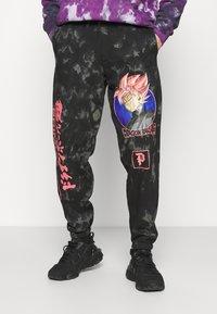 Primitive - GOKU WASHED - Pantaloni sportivi - black - 0