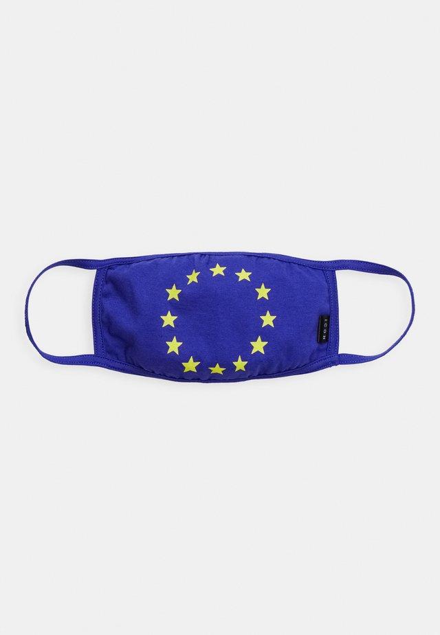 EU COMMUNITY MASK - Community mask - blue