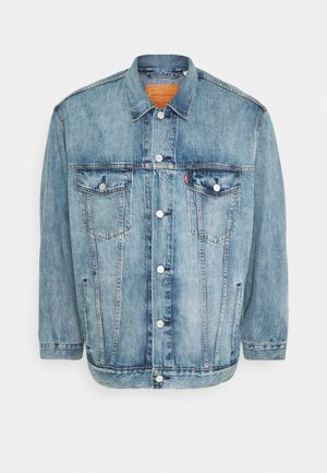 BIG TRUCKER - Veste en jean - light-blue-denim