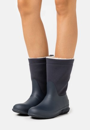 ORIGINAL ROLL TOP BOOT - Gummistøvler - navy