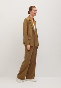 Mango - ANITA - Blazer - medium brown - 1