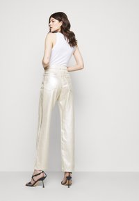 Sportmax - LACCA - Flared Jeans - silber - 4