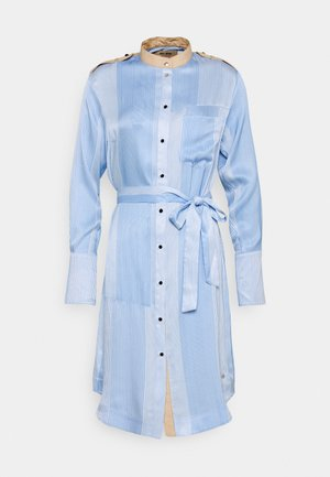 RORY ISLAND DRESS - Shirt dress - bel air blue
