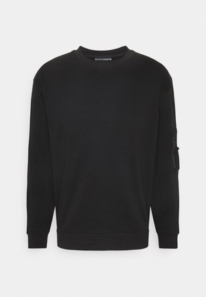 COMBAT CREW - Bluza - black