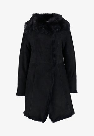 VANESA TOSCANA COAT - Wintermantel - black