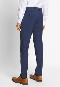 Esprit Collection - TROPICAL SUIT - Suit - blue - 4