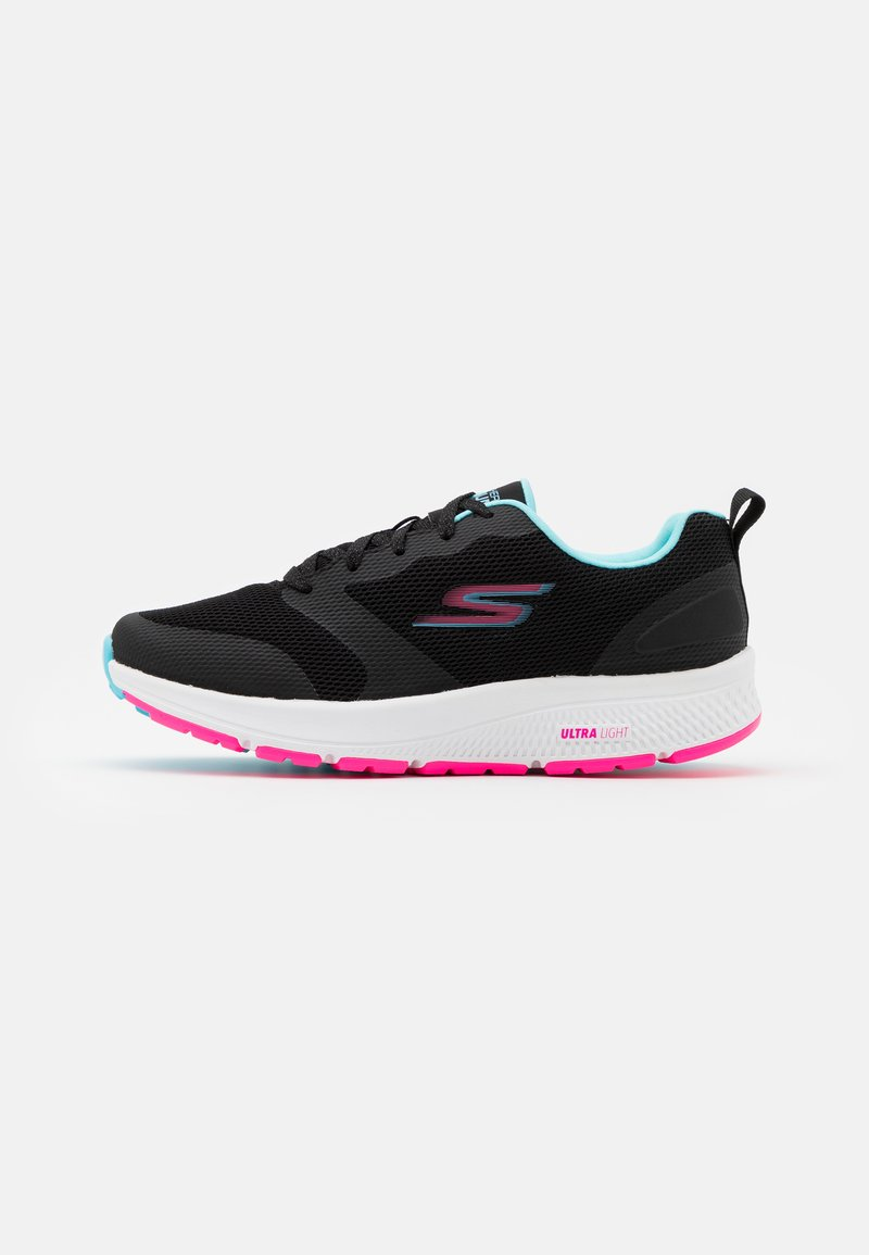 Skechers Performance - GO RUN CONSISTENT - Chaussures de running neutres - black/multicolor