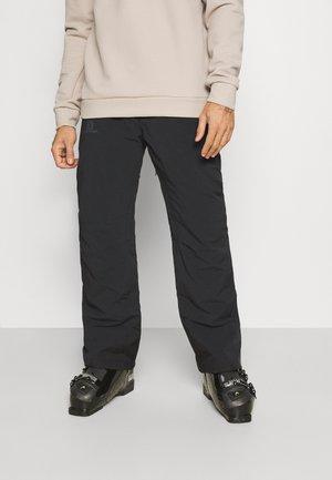 BRILLIANT PANT - Snow pants - black
