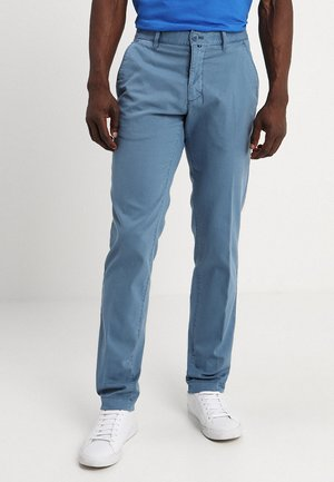 Trousers - blue shadow