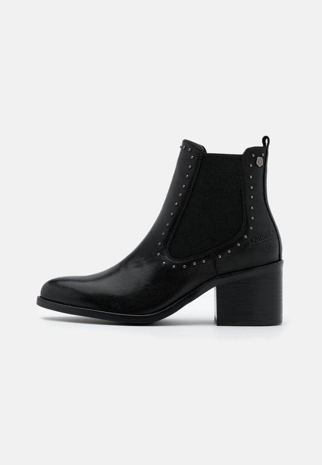 LADIES  - Korte laarzen - black