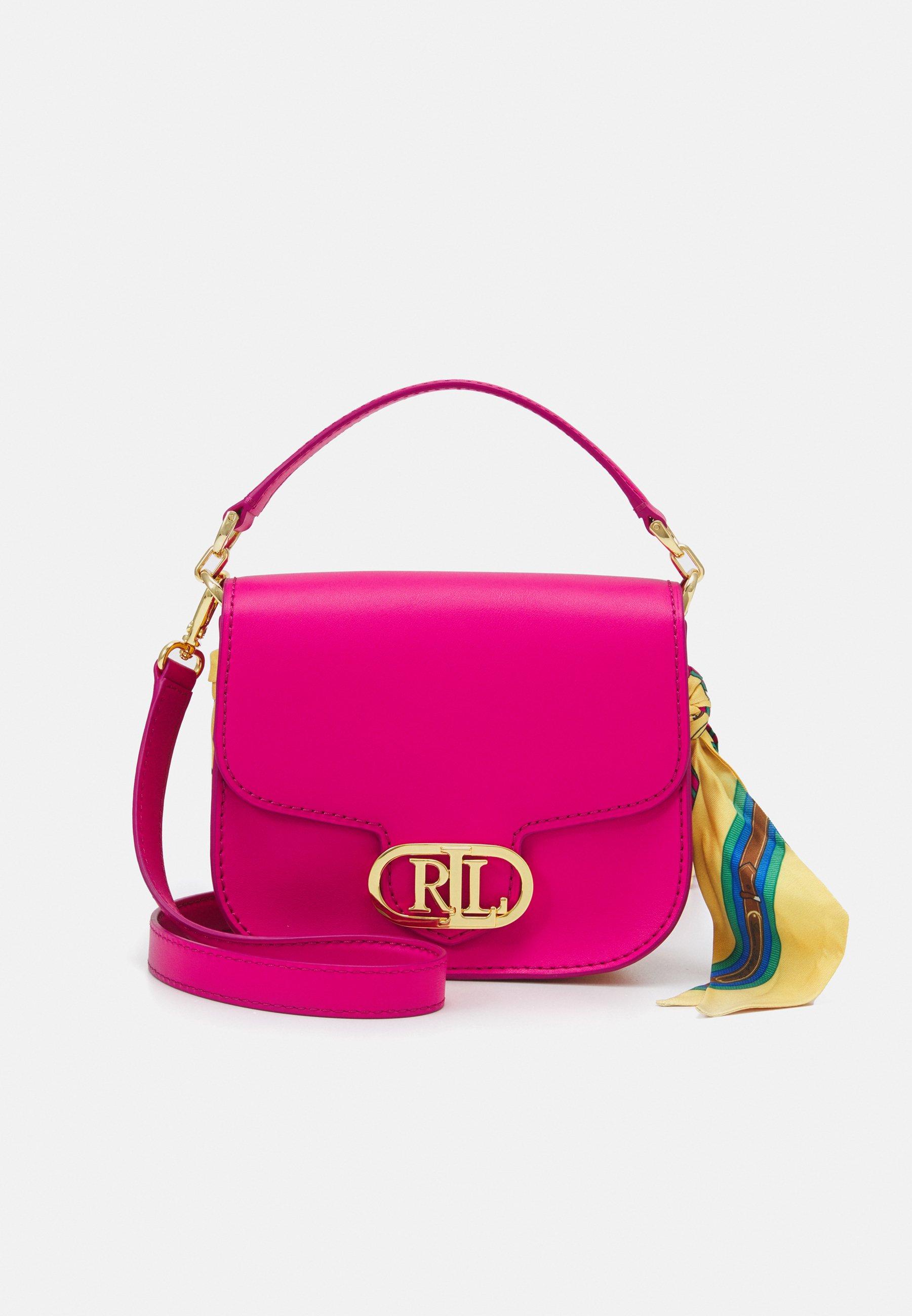 Women SMOOTH SCARF LOGO - Handbag
