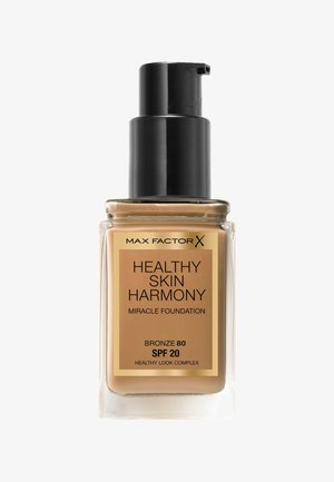 HEALTHY SKIN HARMONY MIRACLE FOUNDATION - Foundation - 80 bronze