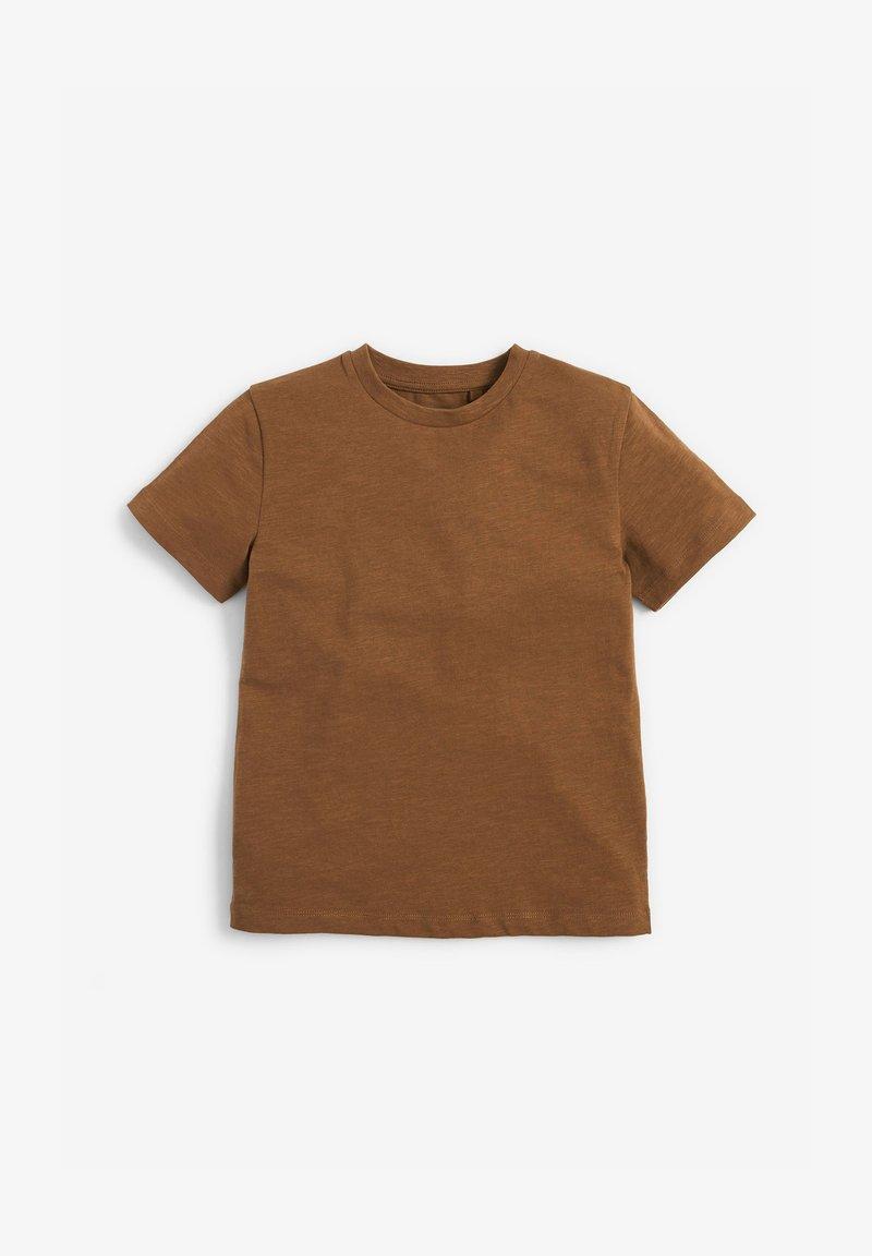 Next - T-shirt basic - tan