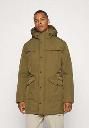 LYNGDAL - Winter coat - military olive