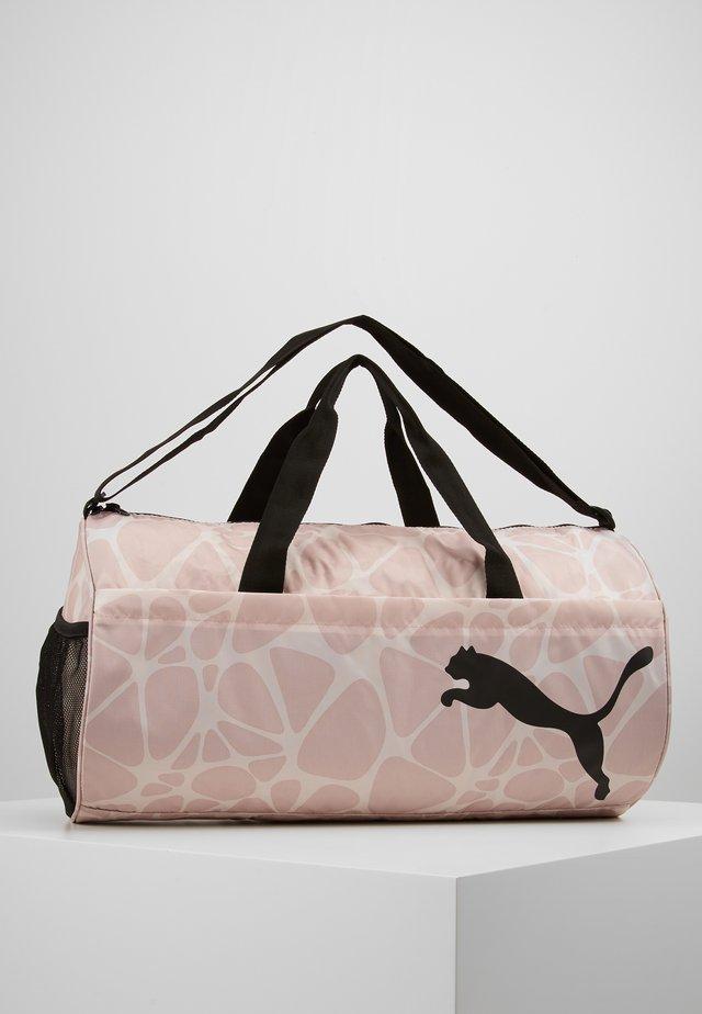 ESS BARREL BAG - Sports bag - rosewater
