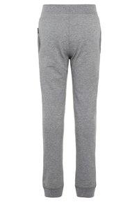 Name it - NKMSWEAT - Spodnie materiałowe - grey melange - 1