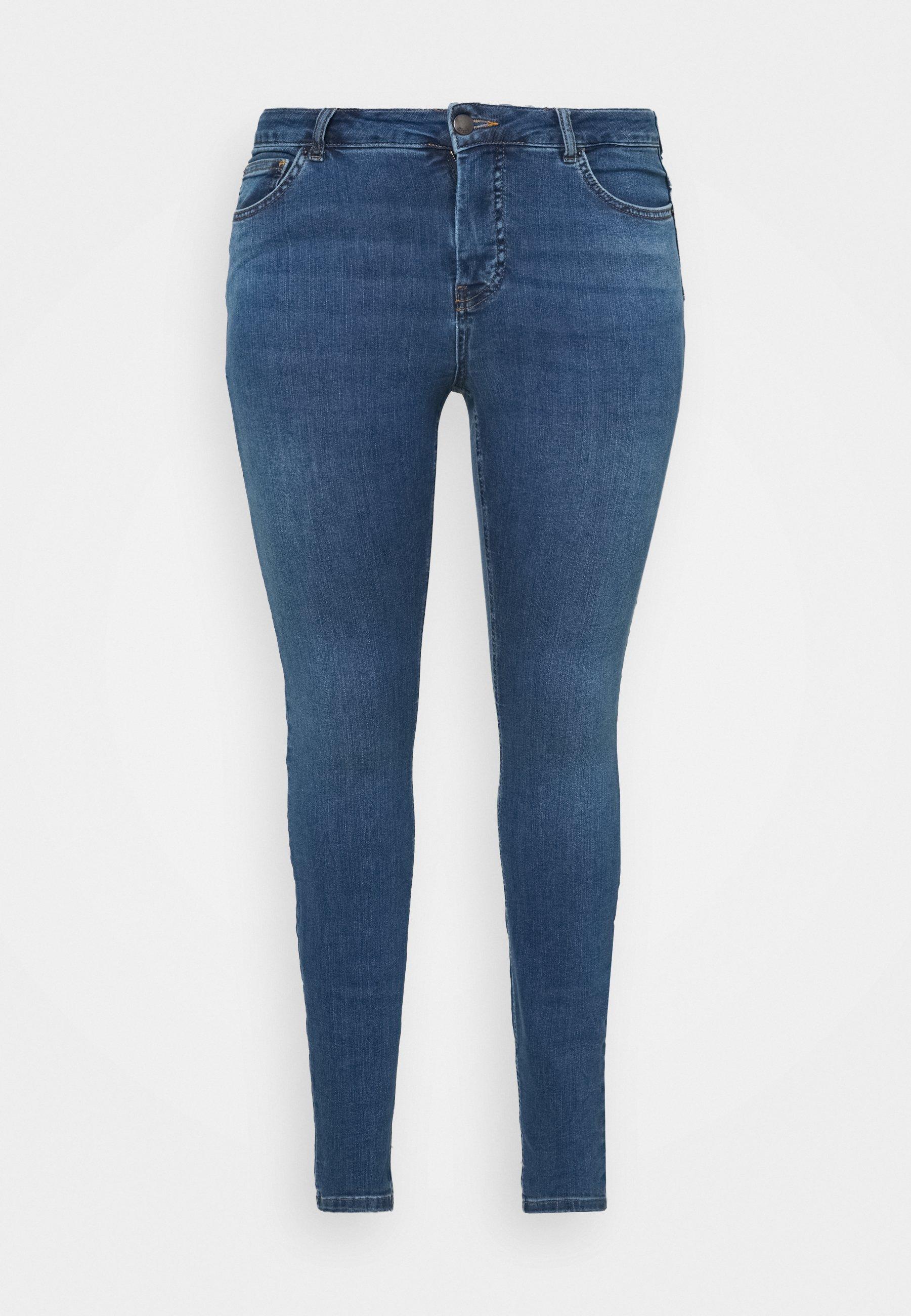 Women JPOSH PUSH UP AMY - Jeans Skinny Fit