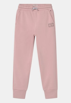REFLECTIVE PRINT - Spodnie treningowe - delicate pink