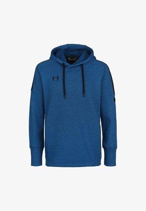 Sweat à capuche - graphite blue / black
