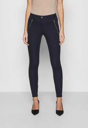 TROUSERS MOA - Trousers - dark navy